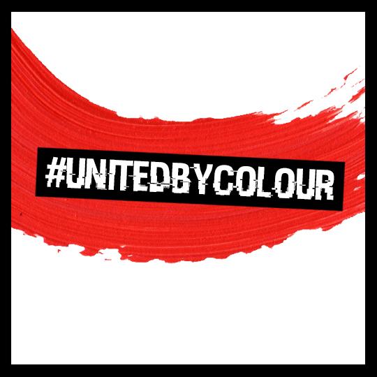 Six individuals, #UnitedByColour