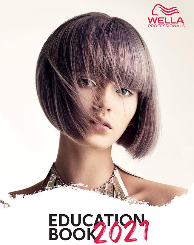 Wella Professionals Education Book 2021