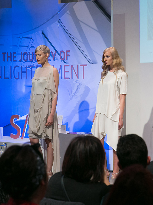 Marc Antoni inspires on stage for TrendVision