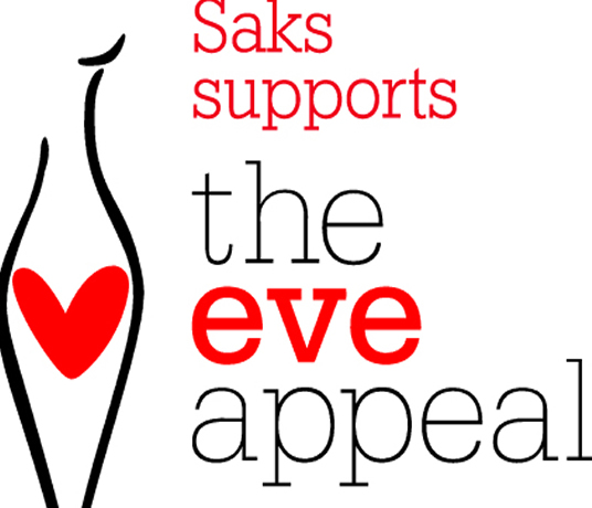 Saks announces partnership with The Eve Appeal