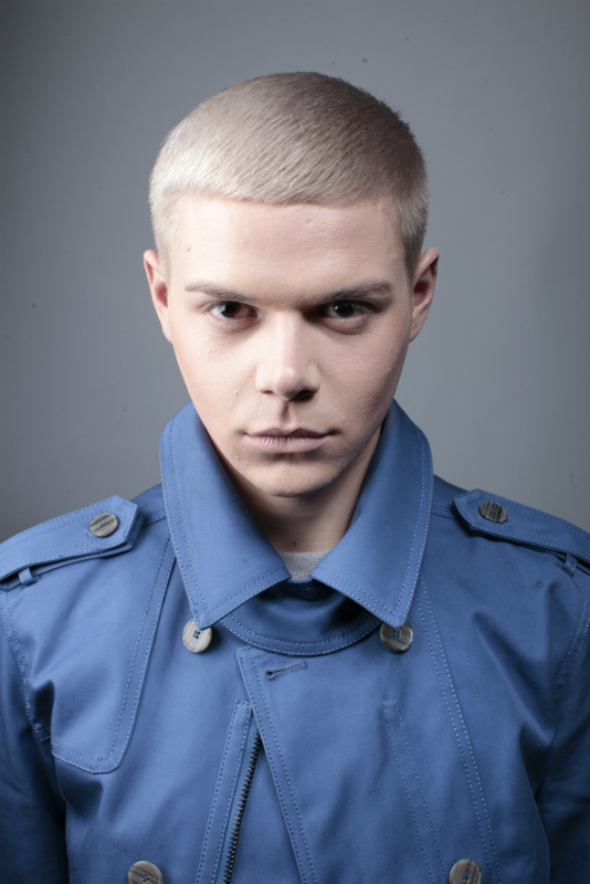 Blue Hairdressing - North Eastern winner