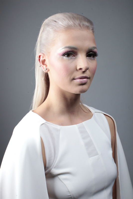 Lesley McDonald Hair & Beauty - Scotland winner