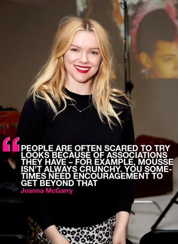 Joanna McGarry