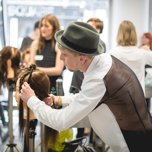 ghd unveils 2015/16 Style Squad