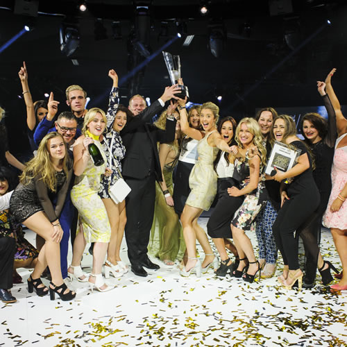 L'Oreal Colour Trophy Final 2015 – a big, bold and brilliantly entertaining 60th celebration