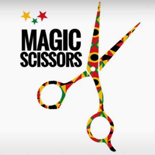 Magic Scissors takes over #HairHour!