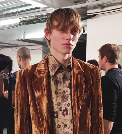 LIVE from London Collections: Men – Topman A/W16