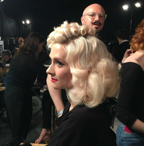 LIVE from LFW – Charlotte Olympia A/W16
