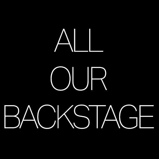 Creative HEAD Education: Backstage