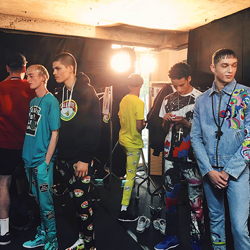 London Collections: Men – House of Holland S/S17