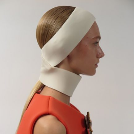 Anya Hindmarch Sam Mcknight hair Layered