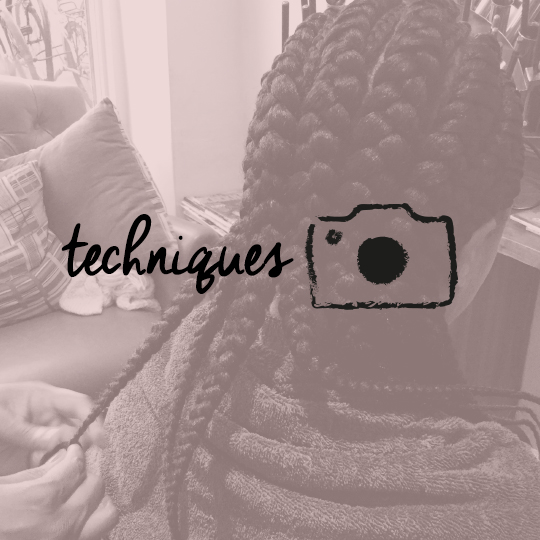 How To… Style Textured Hair