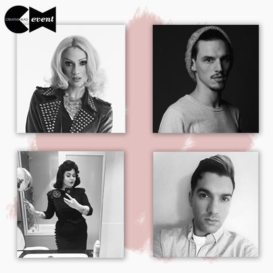 Rembrandt, Warhol… Esteban? Meet the Artworld live styling team