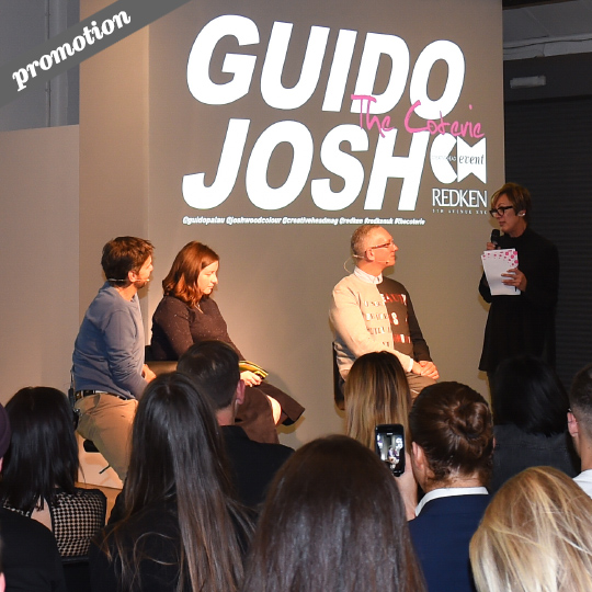 10 things we discovered about Guido and Josh