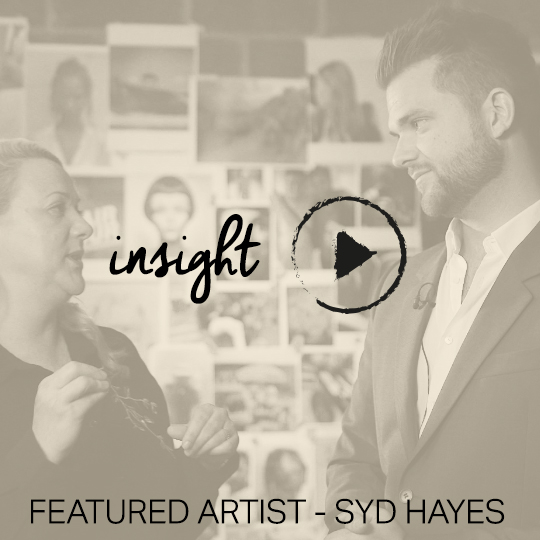 Featured Artist LIVE – Interview with Syd Hayes