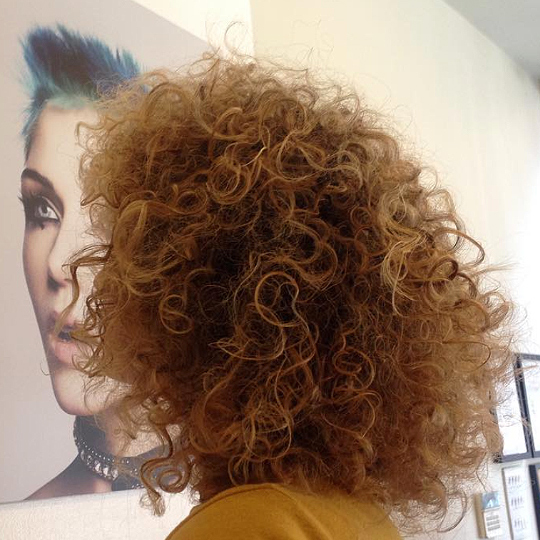 Perm and colour – the perfect match?