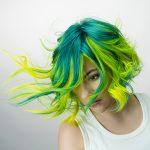 'Neonhair' by Carol Bruguera