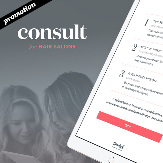 Remove the risk – introduce a client consultation form