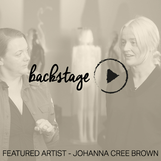 Featured Artist LIVE – Interview with Johanna Cree Brown