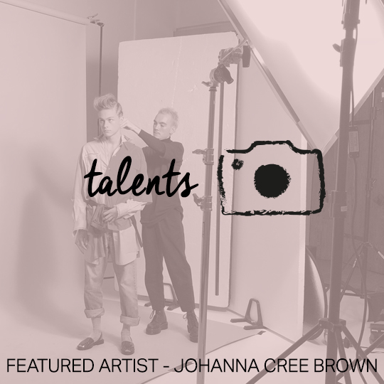 Meet Johanna's Featured Artist LIVE team