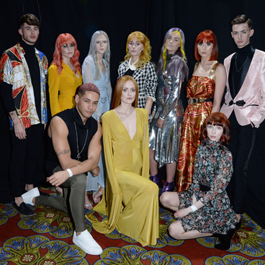 The first batch of 2019 finalists are named at the Northern Irish L'Oréal Colour Trophy heat