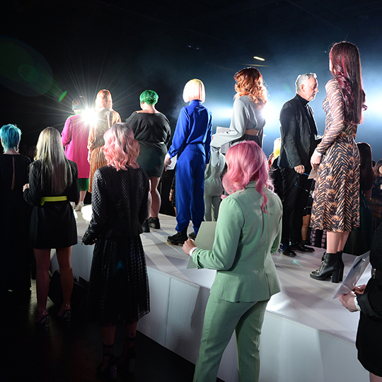 Glasgow hosts the L'Oréal Colour Trophy 2019 Scottish Regional Semi Final
