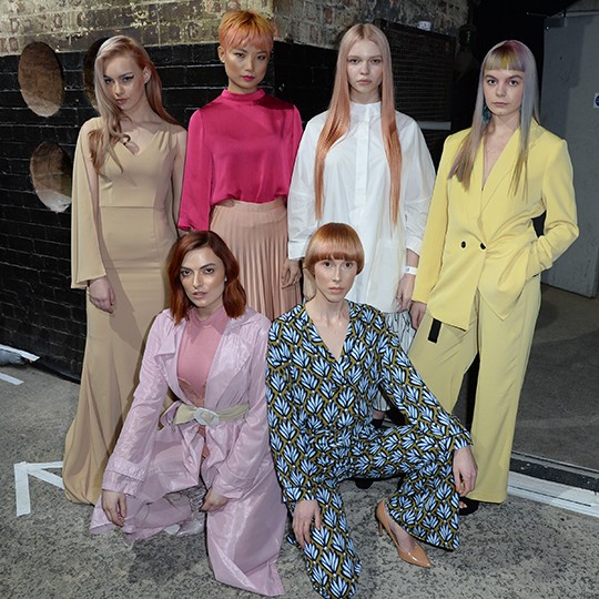Four more finalists are unveiled at the North Western heat of L'Oréal Colour Trophy 2019