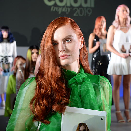 Four more finalists are named at the L'Oréal Colour Trophy 2019 Eastern Semi