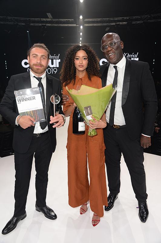 Afro Award Winner Errol Douglas London