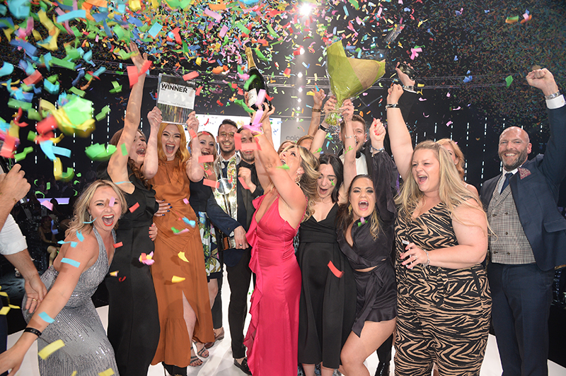 L'Oréal Colour Trophy 2019 Winners Sinead Kelly London