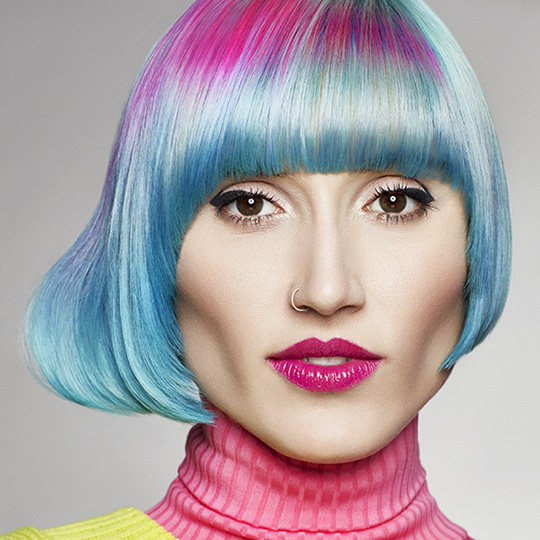 Goldwell unveils Color Zoom 2019 UK finalists