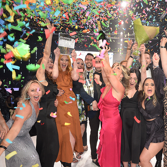Sinead Kelly London crowned L'Oréal Colour Trophy 2019 champions