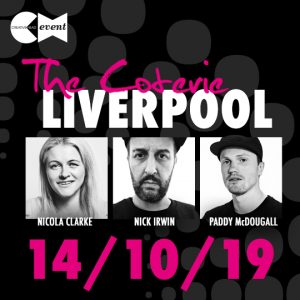 The Coterie: Liverpool @ Scale