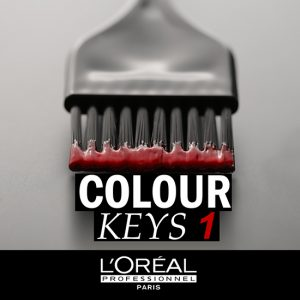 L'Oréal Professionnel - COLOUR KEYS 1 – FUNDAMENTALS OF COLOUR @ Charlie Miller Academy London