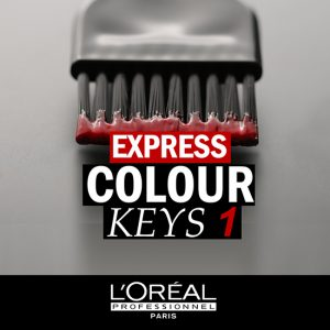 L'Oréal Professionnel - COLOUR KEYS 1 EXPRESS – FUNDAMENTALS OF COLOUR @ L'Oréal London Academy