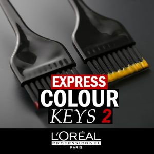 L'Oréal Professionnel - COLOUR KEYS 2 EXPRESS – FUNDAMENTALS OF COLOUR CHANGE @ L'Oréal London Academy