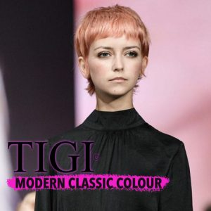TIGI – Modern Classic Colour @ TIGI London Academy