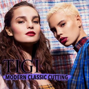 TIGI – Modern Classic Cutting @ TIGI London Academy