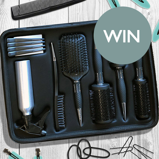 WIN The Ultimate Kit Bag from Kent Salon