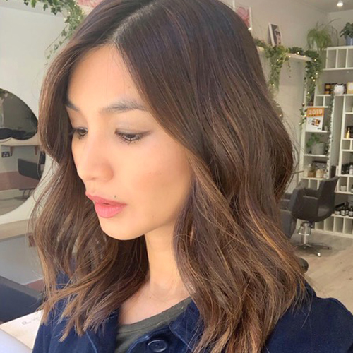 What you need to know about colouring Asian hair