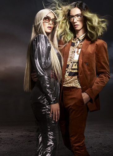 'Unity' by The ASP Colour Rebels and ASP Affinage Salon Professional global ambassador Tracey Devine-Smith