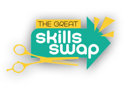 The Great Skill Swap article category banner