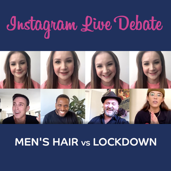 Instagram LIVE with John Vial, Hayden Cassidy, Mark Maciver and Darren Fowler