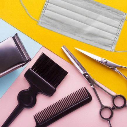 hair tools plus mask