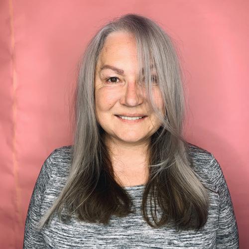 Sarah Black client with mallen streak