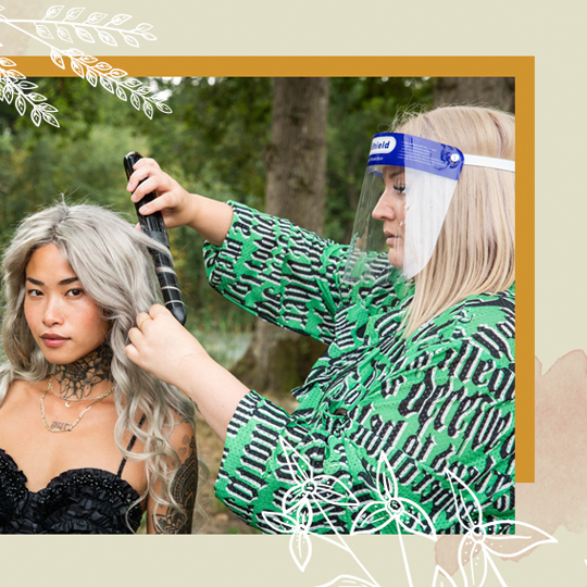 CHM X BaByliss PRO – garden party
