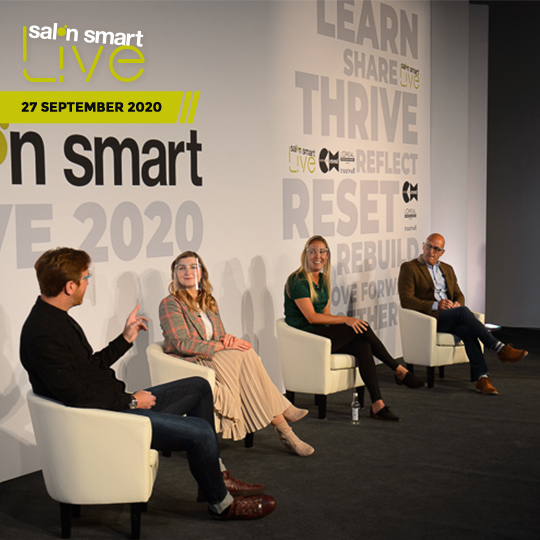 Stream on: What we learned at Salon Smart Live 2020
