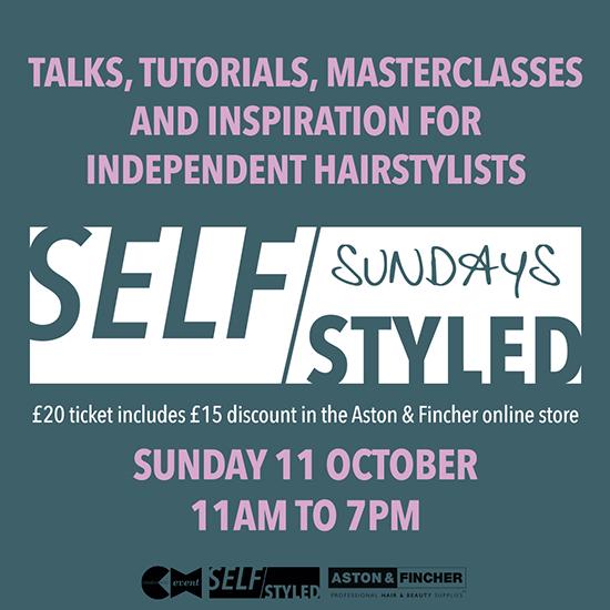 Introducing Self/Styled Sundays