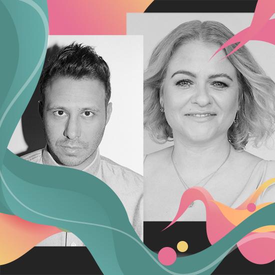 Podcast Nicola Clarke and Luke Hersheson