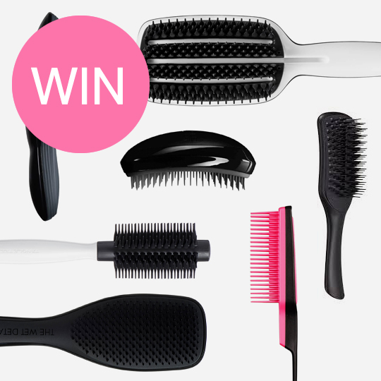 WIN the ultimate toolkit from Tangle Teezer
